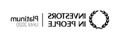Logo showing IIP Platinum