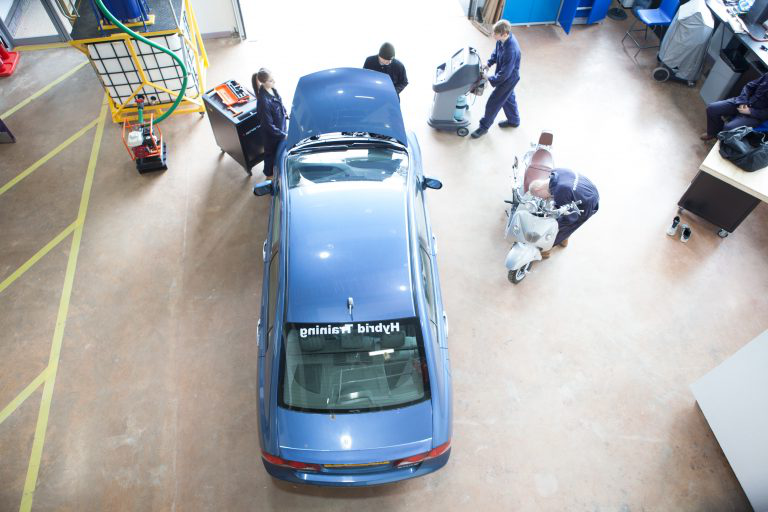 Light Vehicle Repair