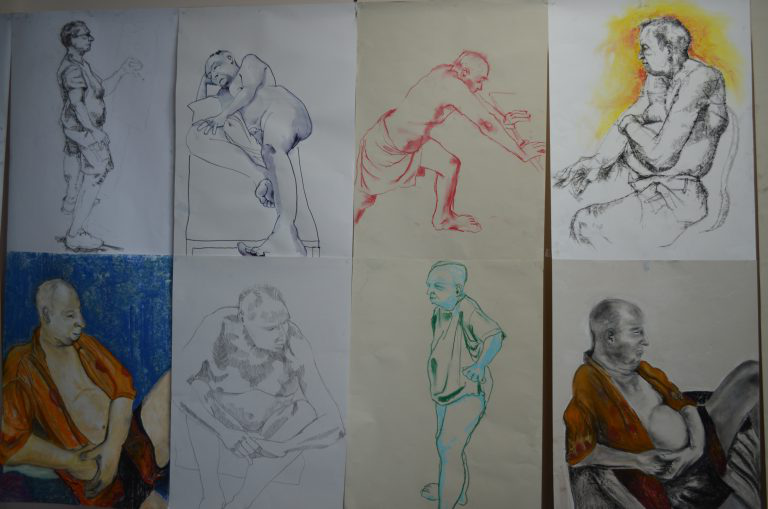 images of life drawing art
